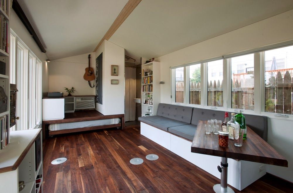 Minim House - Tiny House - News