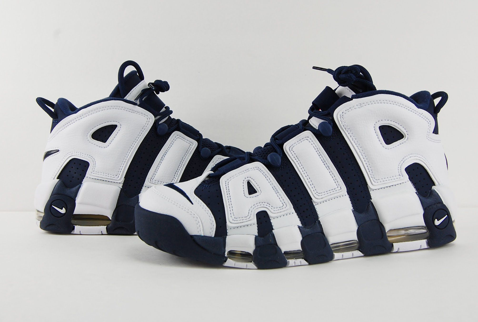 The Nike Air More Uptempo Olympic 2016 will release on July Worn by Scottie  Pippen for Team USA, the 2016 Nike Air More Uptempo Olympic Retro retails f.