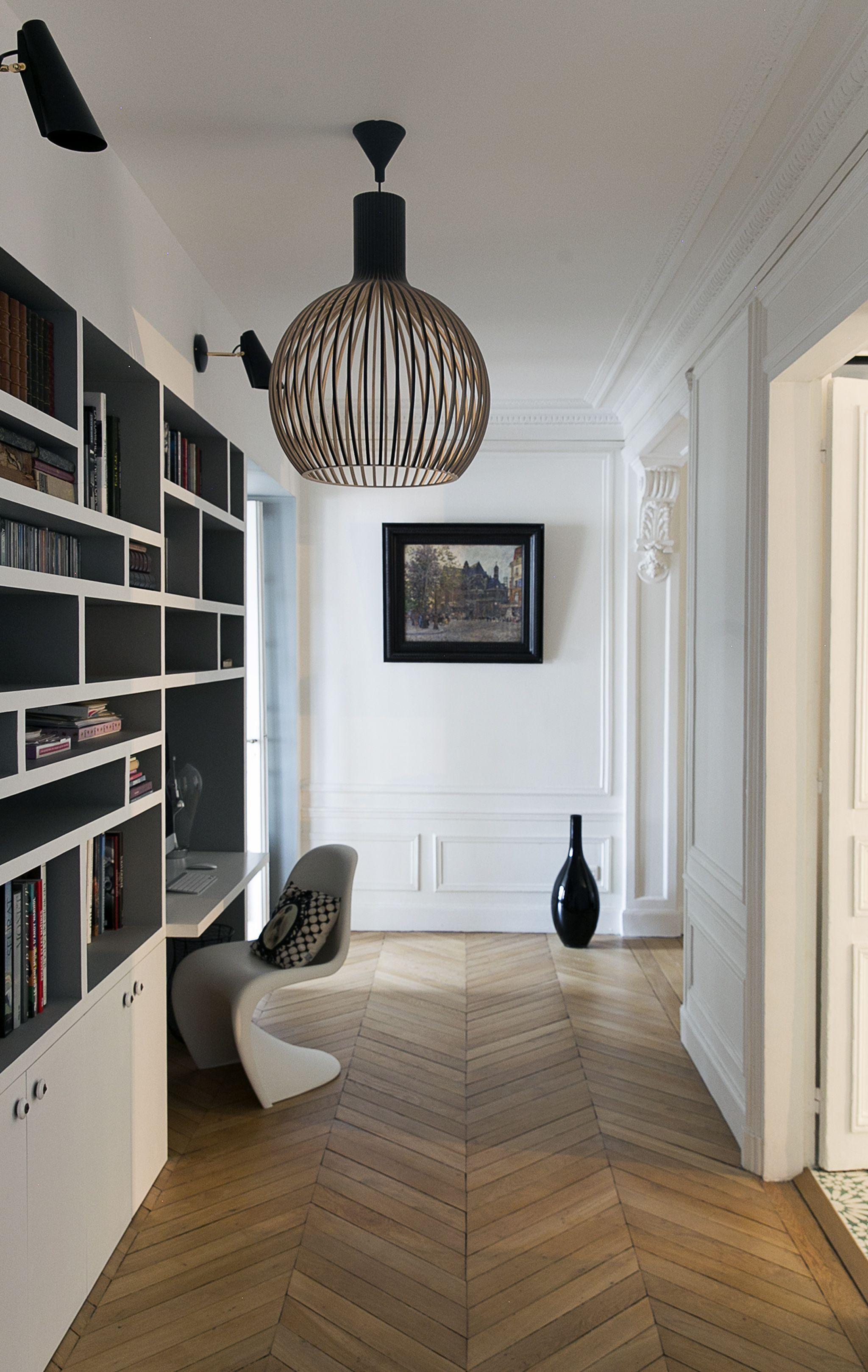 argentine gcg architectes biblioth que pinte. Black Bedroom Furniture Sets. Home Design Ideas