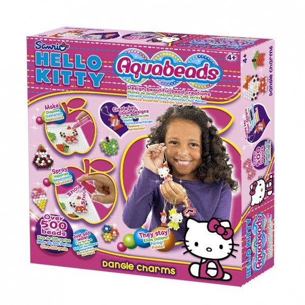 EPOCH AQUABEADS Hello Kitty Anhänger Set 500 Perlen 79468 - Bonuspunkte sammeln, Rechnungskauf, DHL Blitzlieferung!