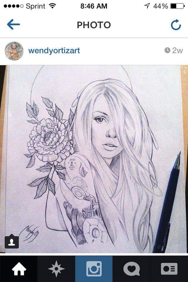 More art by Wendy Ortiz