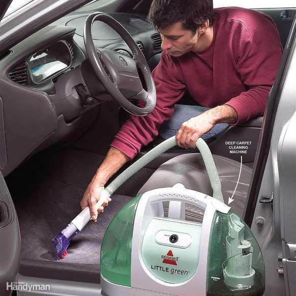 Car Seat Cleaner Diy Stain Removers