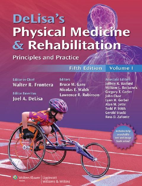 Delisa Physical Medicine And Rehabilitation Ebook