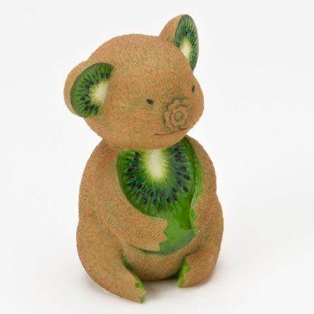 Amazon Com Home Grown From Enesco Kiwi Koala Figurine 3 3 In