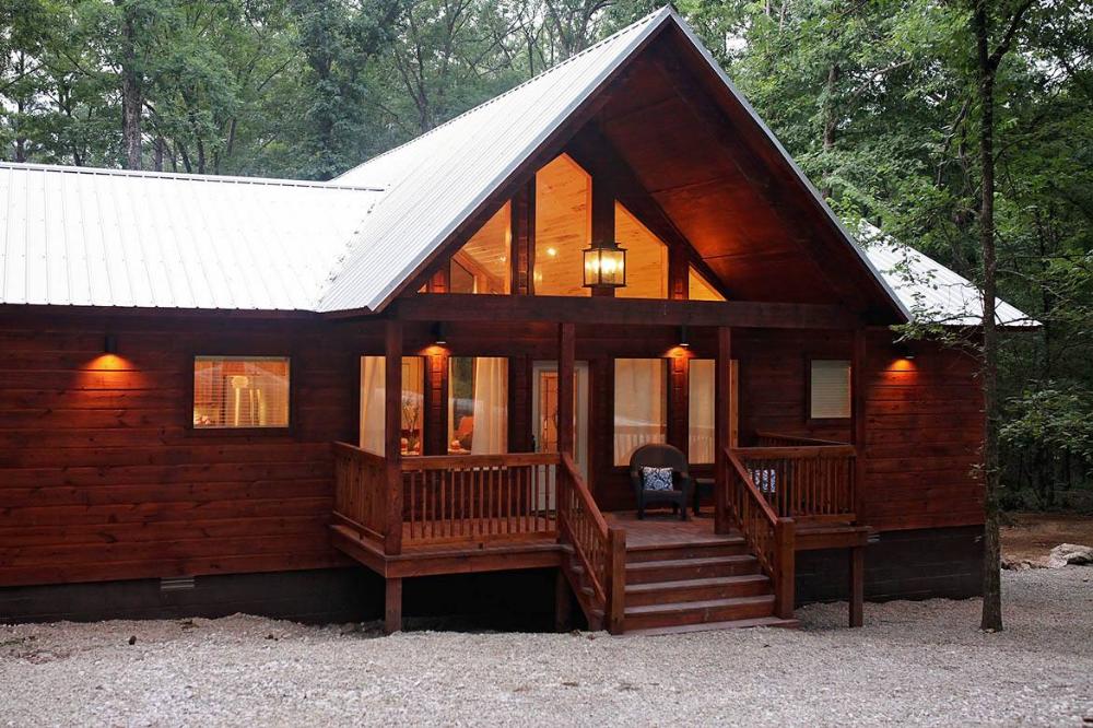 Cabins in Broken Bow for Rent Hidden Hills Cabins