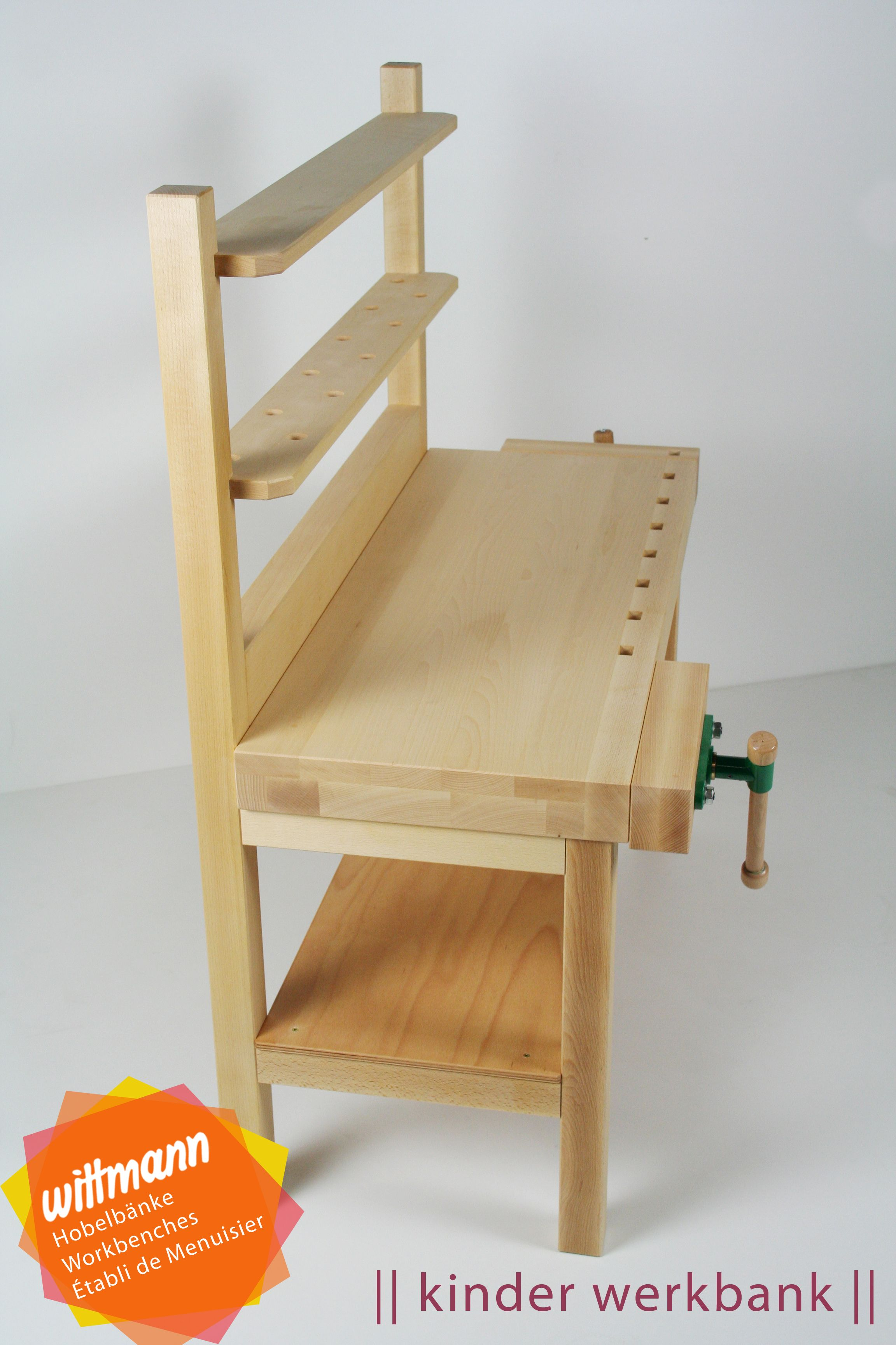 kinder werkbank von wittmann | niklas | pinterest | diy toys, kids