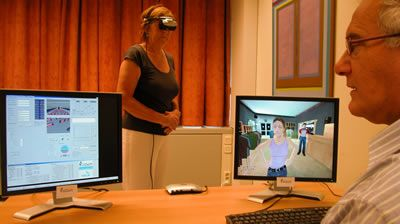 Image result for clinical psychology virtual reality