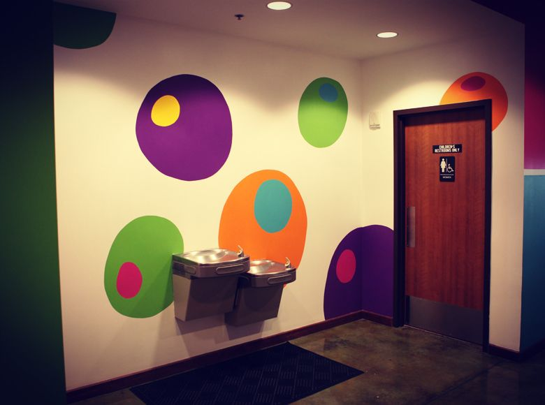 designs for childrens ministry room | Brush Design | HighRidge ...