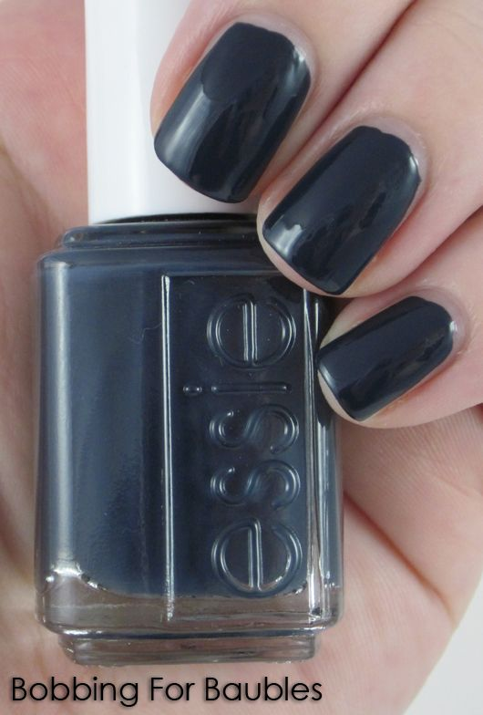Current nail polish color. Obsessed. Essie- bobbing for baubles ...