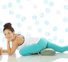 jennifer aniston's yoga instructor shares a flow to detox