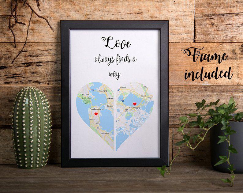 Long distance relationship gift, boyfriend gift