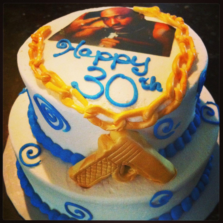 Penny Morris Birthday Cake
