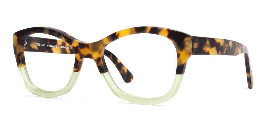 069f3c6510d7b SEE 1223 Prescription Glasses Look Característico