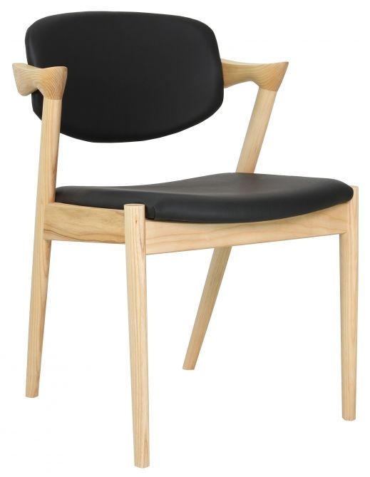 Replica Kai Kristiansen Kai 42 Dining Chair In Leather Matt Blatt These Are Great Dining Chairs And Available In Different Colours