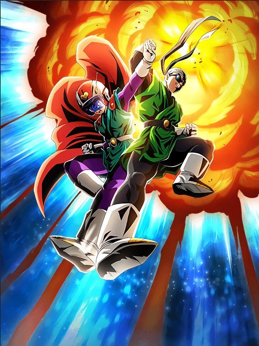 Lr Great Saiyaman 1 2 Dragon Ball Z Gohan Videl Dokkan Battle Dragon Ball Super Goku Dragon Ball Image Anime Dragon Ball