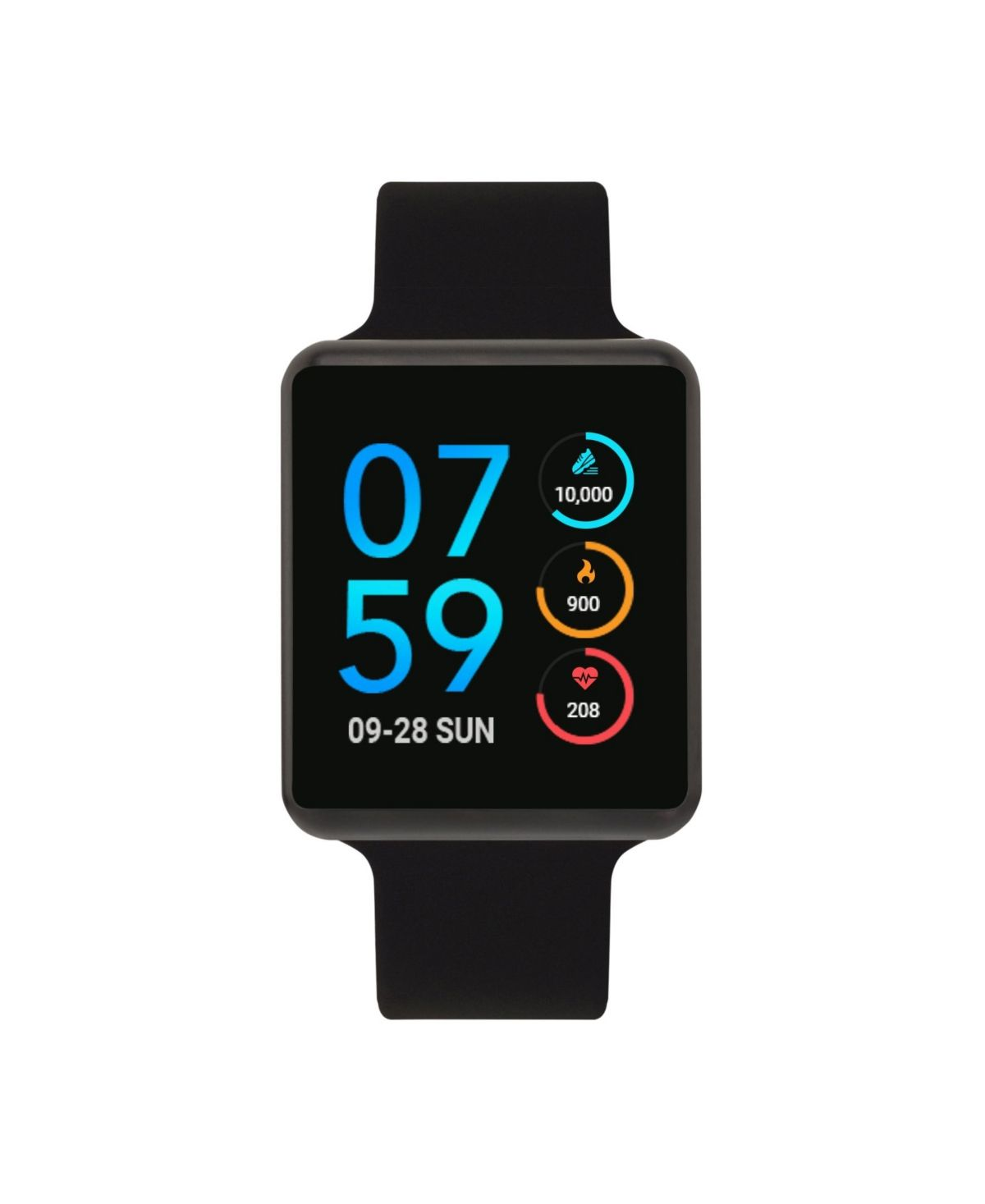 The iTouch Air Special Edition is perfect for monitoring your fitness goals and also displaying all your daily notifications as they arise. The watch has an extended battery life to keep you going all day long. Style #41101B-51-003.