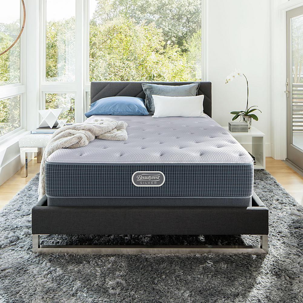 simmons mattresses simmons beautyrest silver barrier island plush rh pinterest com