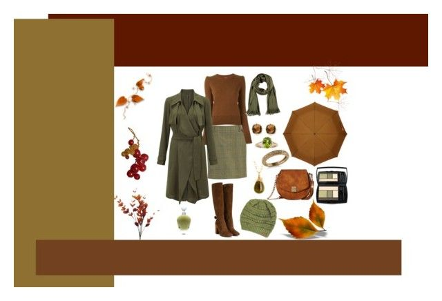 """""""Autumn Office Look 01"""" by sommer-reign on Polyvore featuring Isabel Marant, Gianvito Rossi, Gabriella Rocha, Adrianna Papell, Kevin Jewelers, Syna, Allurez, Forever 21, Lancôme and Hunter"""