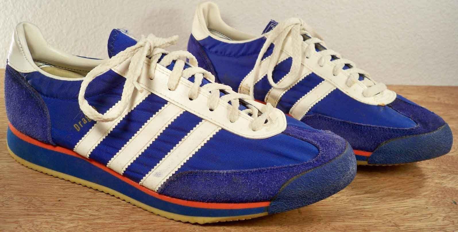 adidas dragon blue and white