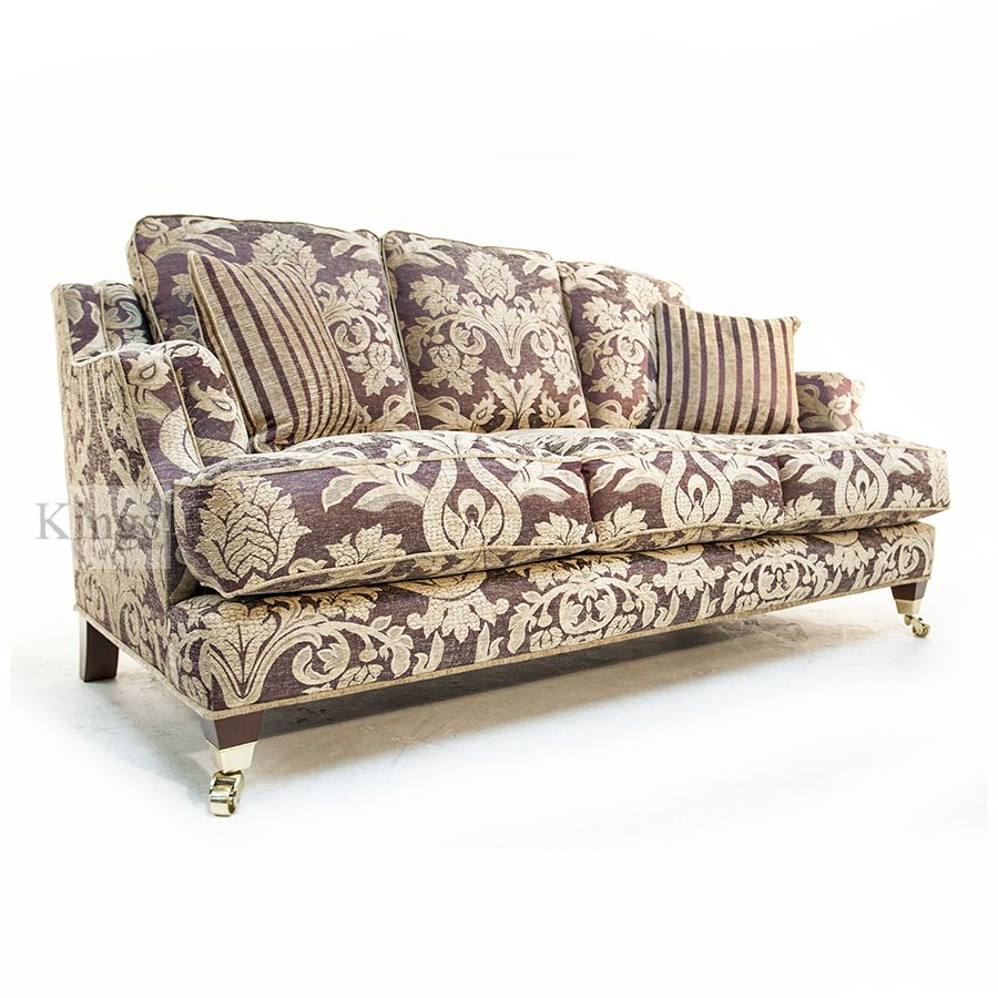 Wade Upholstery Kempston Handmade Sofa Now In Our Clearance.  Www.kingsinteriors.co.