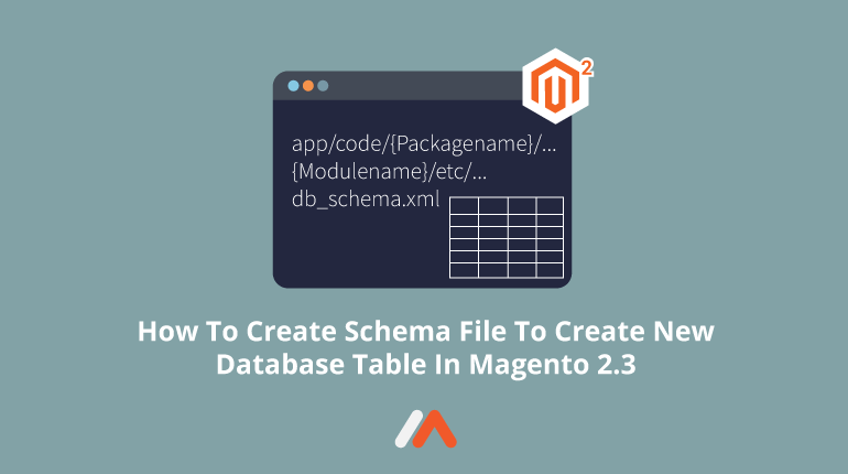 How To Create Schema File To Create New Database Table In Magento 2 3 Magento Create Videos Tutorial