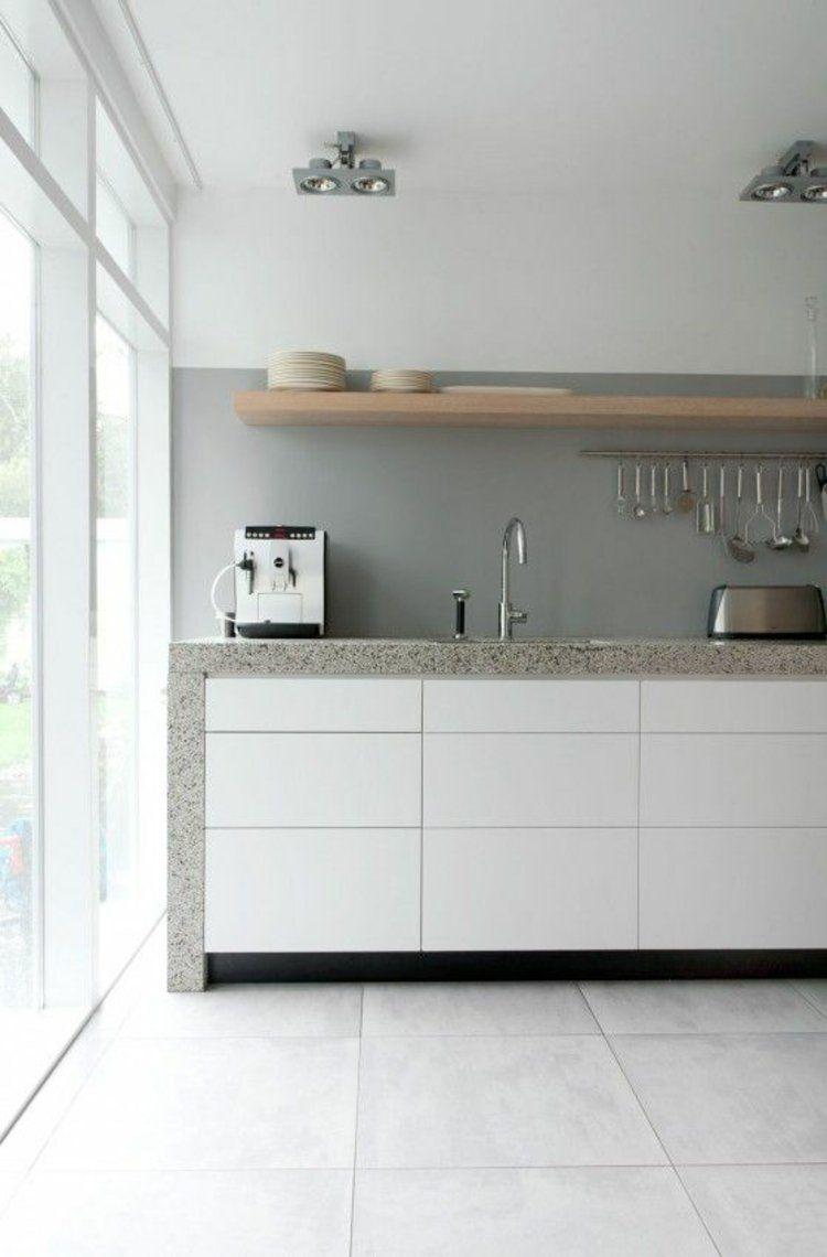 Kennen Sie die Vorteile der Granitarbeitsplatte? | Küche einrichten ...