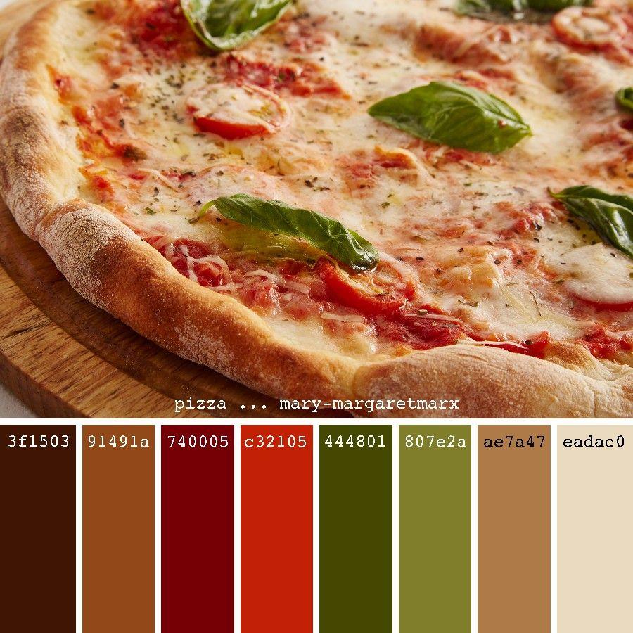 Pin By Gabriela Moriani On Hrana Kolor Karta In 2020 Food Colors Palette Good Color Combinations Color Schemes Colour Palettes