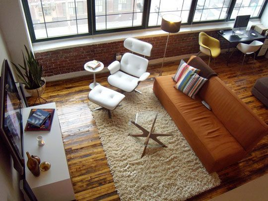 Derek & Jennifer's Mid Century Modern - Flickr | Philadelphia Unit 503, Loft District.
