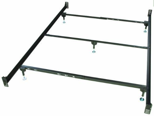 Glideaway Bb34 Bolt On Headboard And Foot Board Queen Center Feet Read More Reviews Of The P Queen Size Metal Bed Frame Metal Bed Frame Queen Metal Bed Frame
