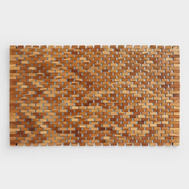 Teak Wood Bath Mat Wood Bath Mats Wood Bath Bath Rugs Sets