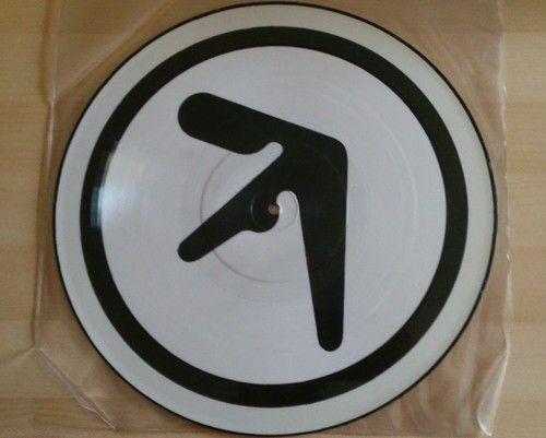 AFX Analord Vol 10 Rephlex Aphex Twin Warp 12