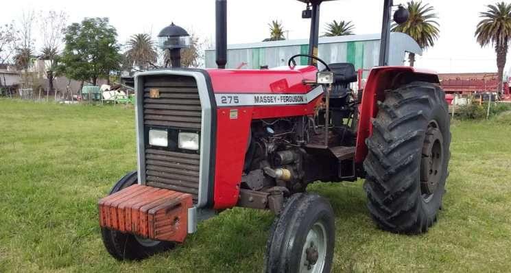 Tractor Massey Ferguson 275 Tractor Avisos Clasificados