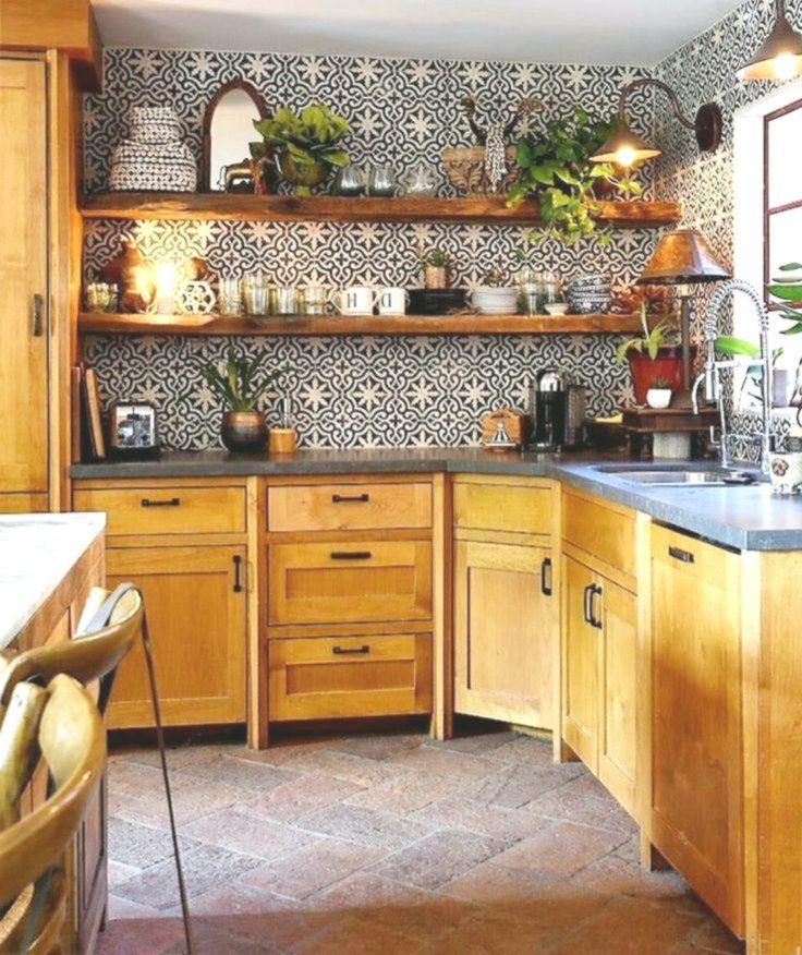 10 Boho Chic Kitchen Interior Design Ideas: 29 Design Ideas For Boho Style Kitchens