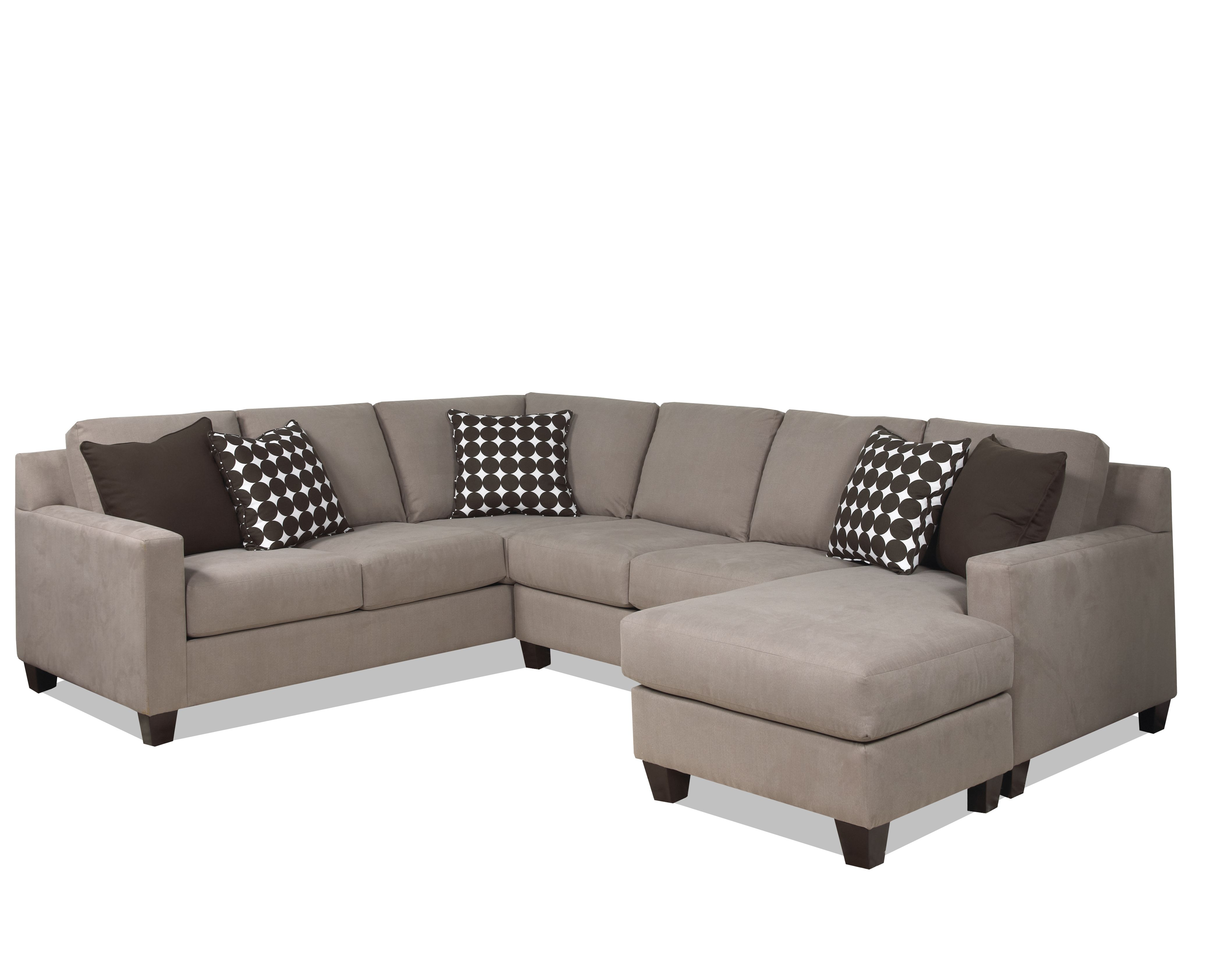 Brentwood Classics Contemporary Sectional Style 1145 Available