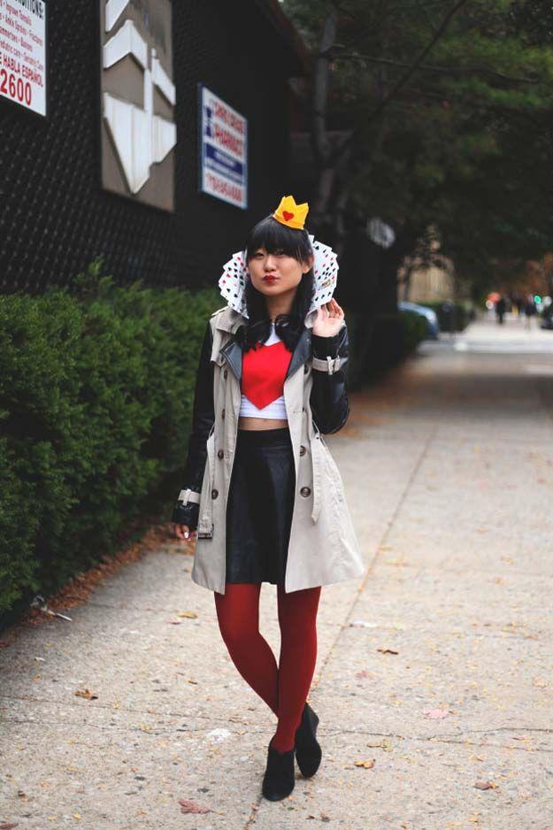 41 Super Creative DIY Halloween Costumes for Teens Creative - creative teenage girl halloween costume ideas
