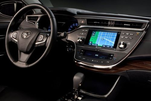 Lovely 2015 Toyota Avalon Black Interior