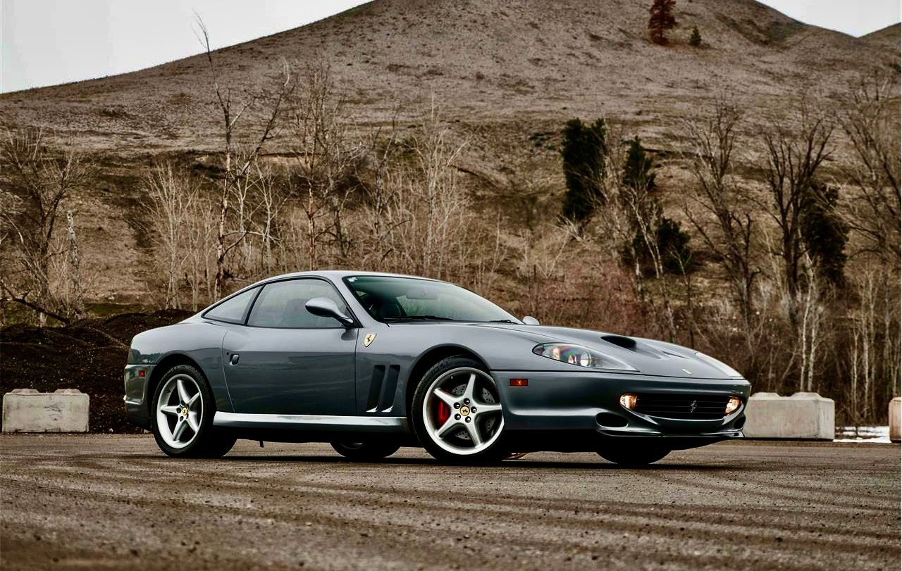 Pick of the Day: 1999 Ferrari 550 Maranello | ClassicCars.com Journal