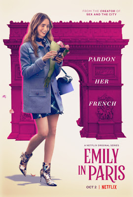 Emily In Paris Series Poster 2 in 2020