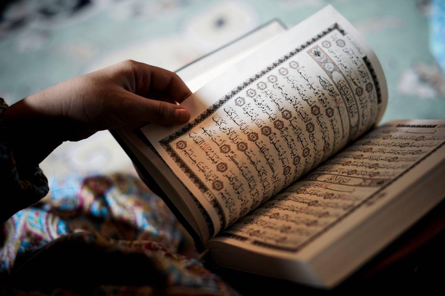 8 Steps To Recite The Entire Qur An This Ramadan About Islam Beliebte Bucher Bucher Einfache Frisuren Mittellang