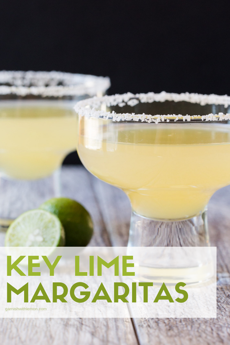 We have a new margarita that is going to wow your taste buds! These Key Lime Margaritas are the perfect balance of tart and sweet. #margaritas #cocktails #tequila #drinks #margarita #keylime #limemargarita We have a new margarita that is going to wow your taste buds! These Key Lime Margaritas are the perfect balance of tart and sweet. #margaritas #cocktails #tequila #drinks #margarita #keylime #limemargarita