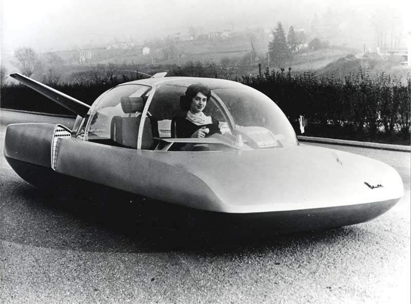 The fulgur developed by simca in 1958 gives another idea of what the fulgur developed by simca in 1958 gives another idea of what the cars of the future may look like fandeluxe Choice Image
