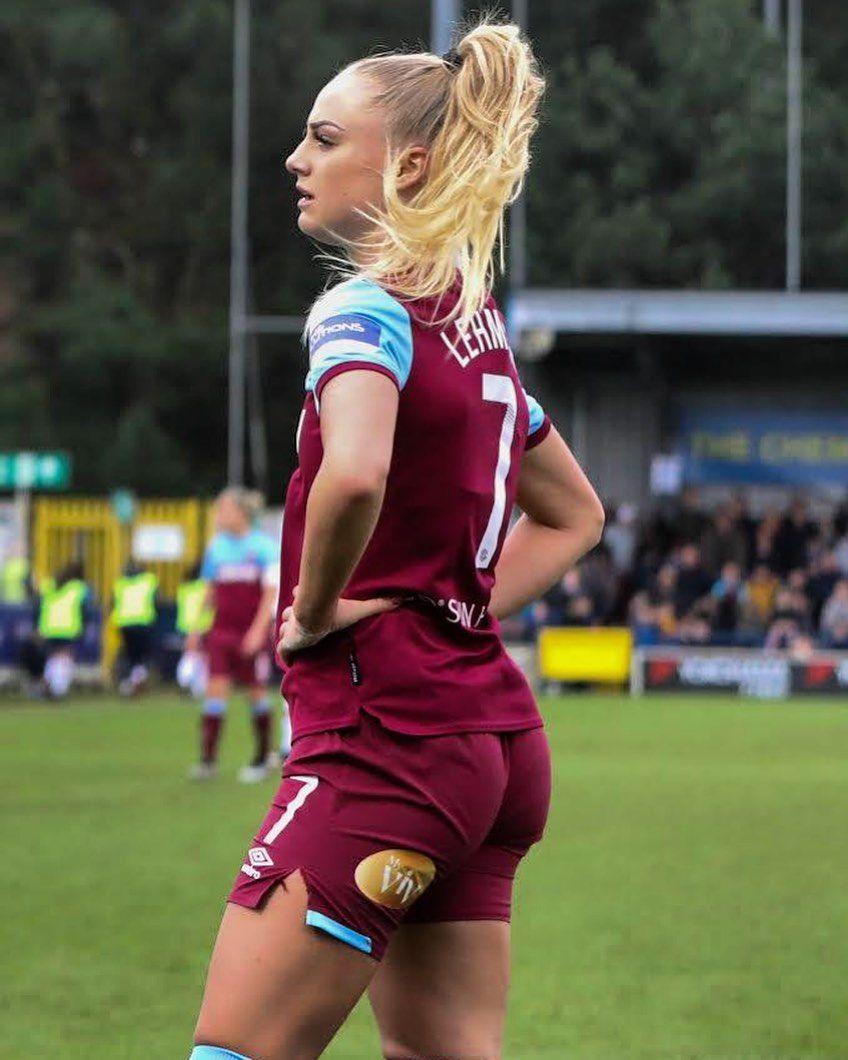 181 Mil Curtidas 1 140 Comentarios Alisha Lehmann Alishalehmann7 No Instagram Westhamwomen Chicas Del Futbol Futbol Femenil Ninos Futbol