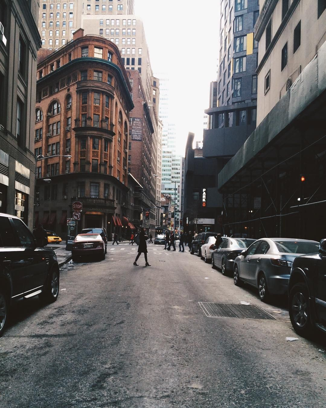 New York, New York  #VSCOcam
