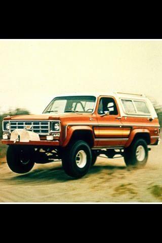 1976 Vic Hickey K5 Blazer Chevrolet Trucks Classic Chevy Trucks Pickup Trucks