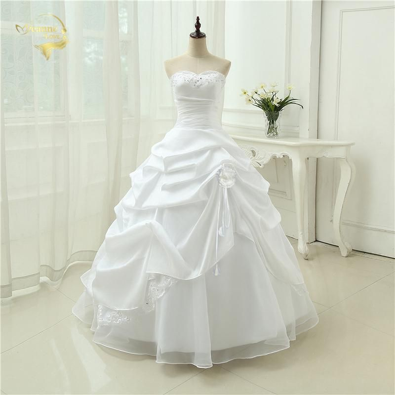 We have today's trendy fashions. Come check us out and check out Wedding Gown A li....