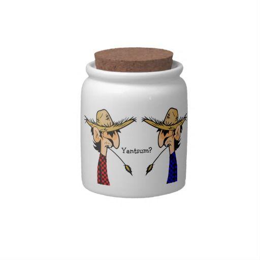 Rednecks Candy Jars  $16.15