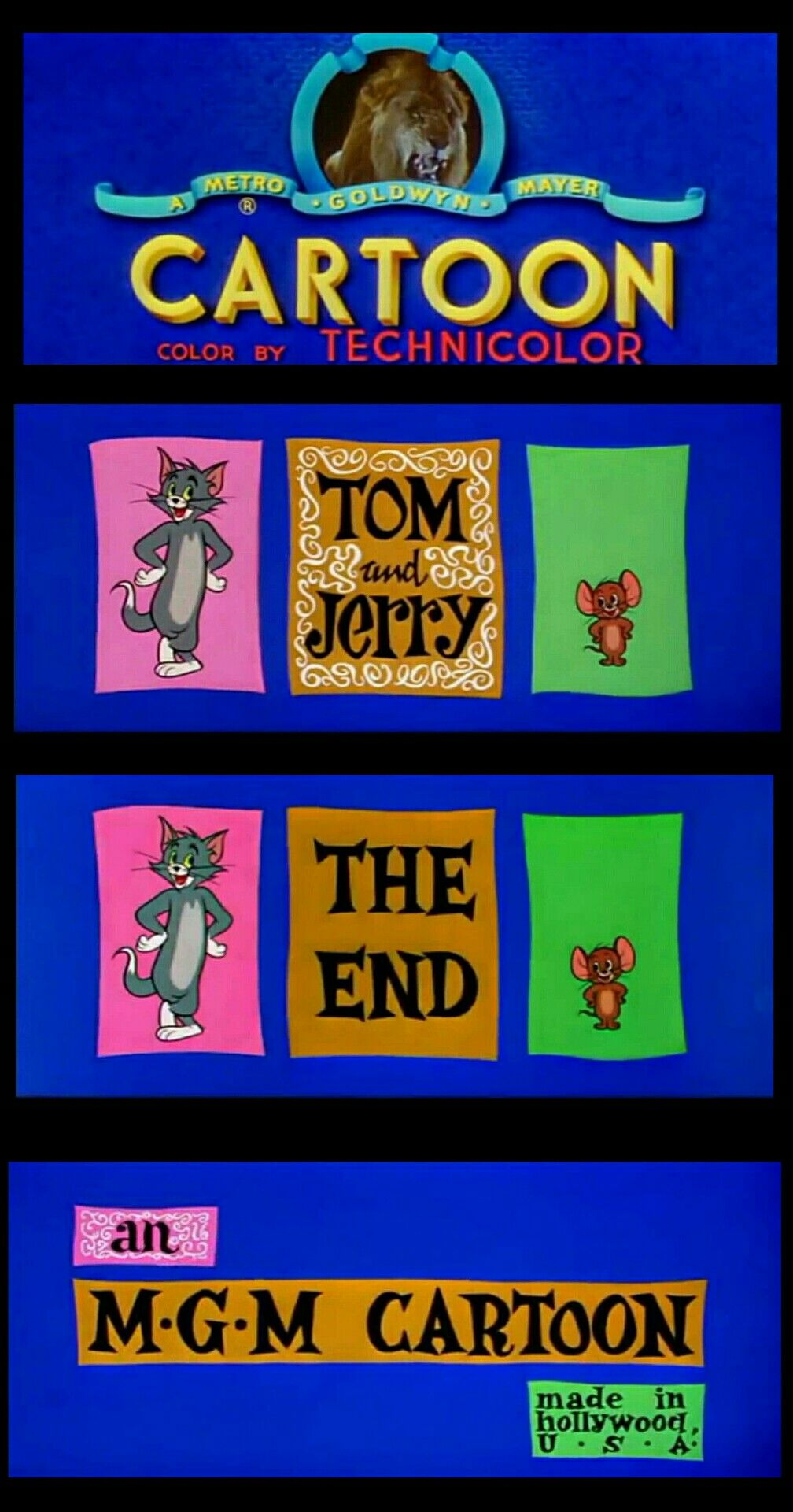 Tom And Jerry 1956 1958 Tom And Jerry Jerry Toms
