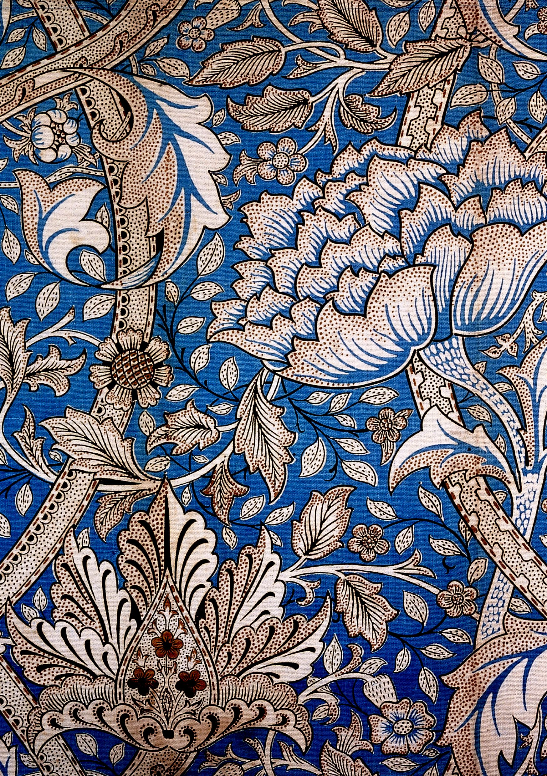 Jugendstil Malerei William Morris Wallpaper In 2019 Tapeten William