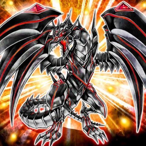 Yu Gi Oh Red Eyes Darkness Metal Dragon Yugioh Dragons Yugioh Red Eyes