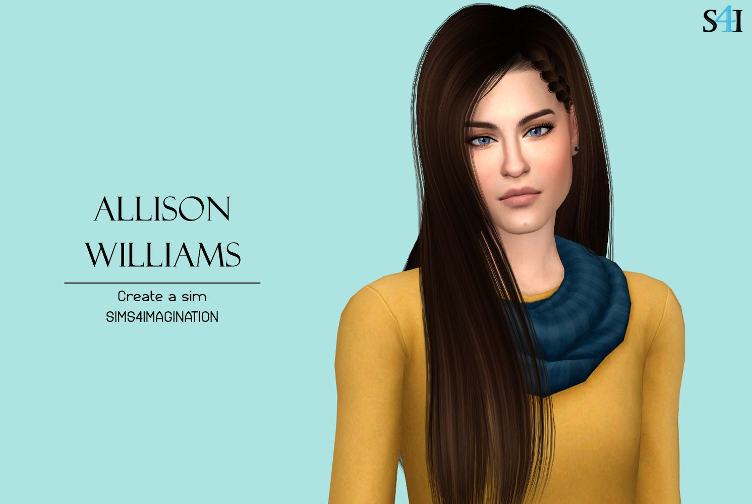 Sim of Allison Williams is an American actress, who played